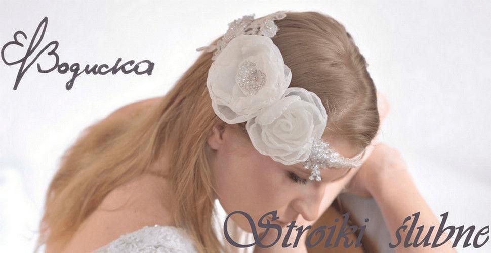Ewa Bogucka Stroiki ślubne