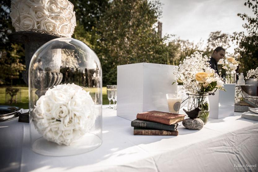 Com'une Orchidée - Wedding Planner C) Ediluz