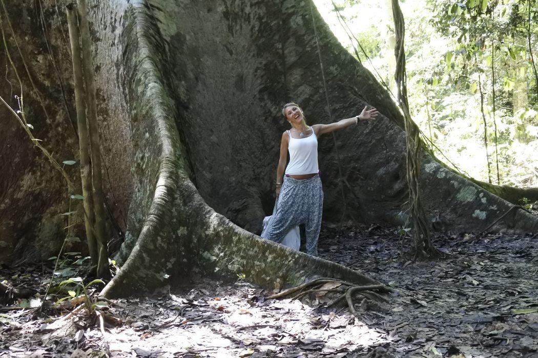 MALESIA - Foresta pluviale del TAMAN NEGARA