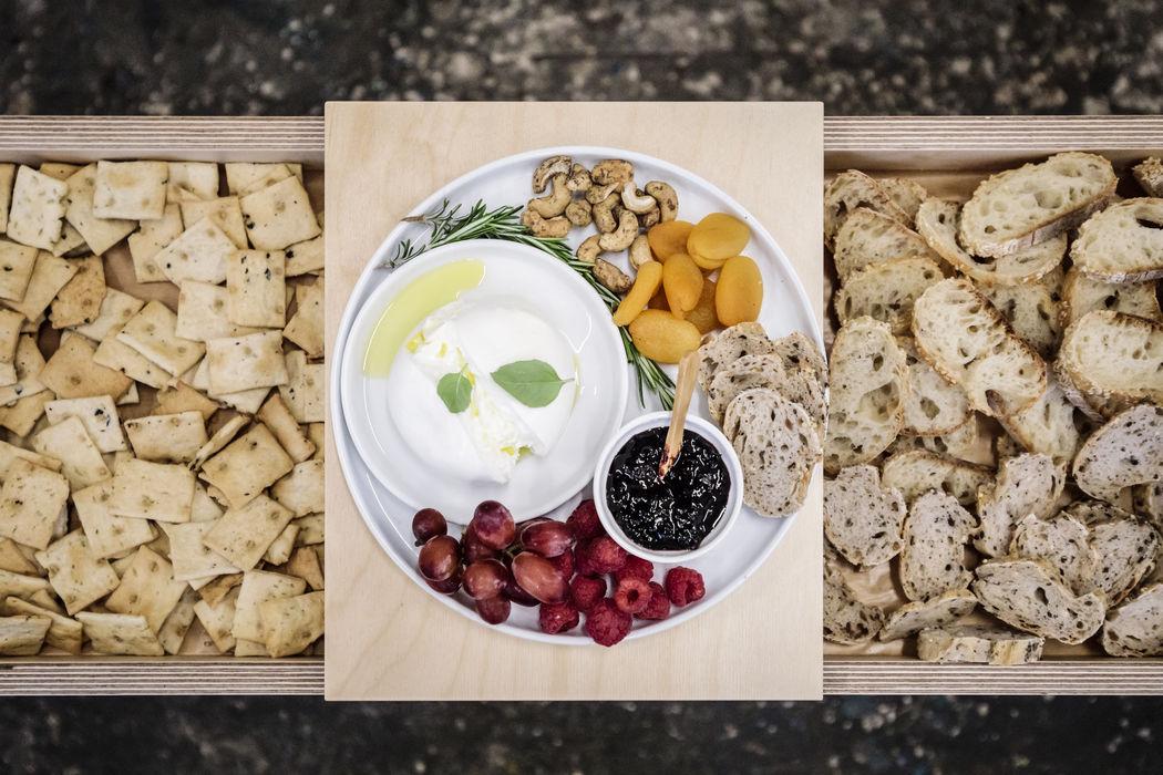 Miit studio : vin d'honneur buffet et brunch