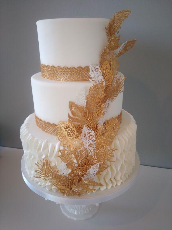 Nans Bakery - mariage à plumes