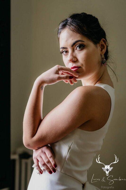Mónica Calero - Maquilladora Profesional