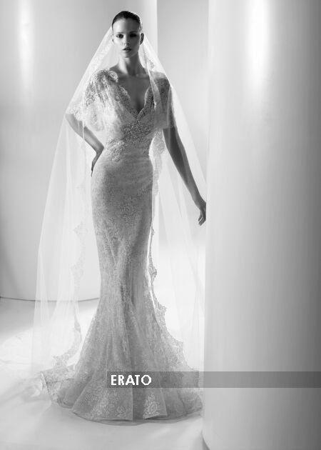Beispiel: Hochzeitsmode, Foto: Vondru.