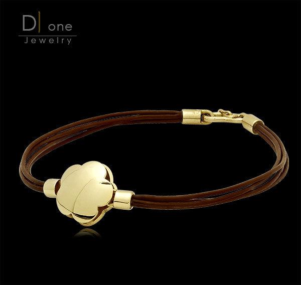 Forget Me Not - Gold Bracelet
