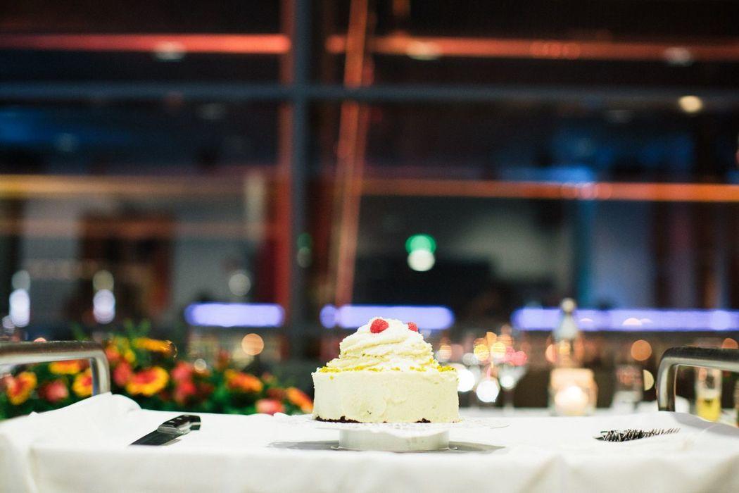 Hochzeits-Cupcake (Fotocredit: Kerstin Weidinger)