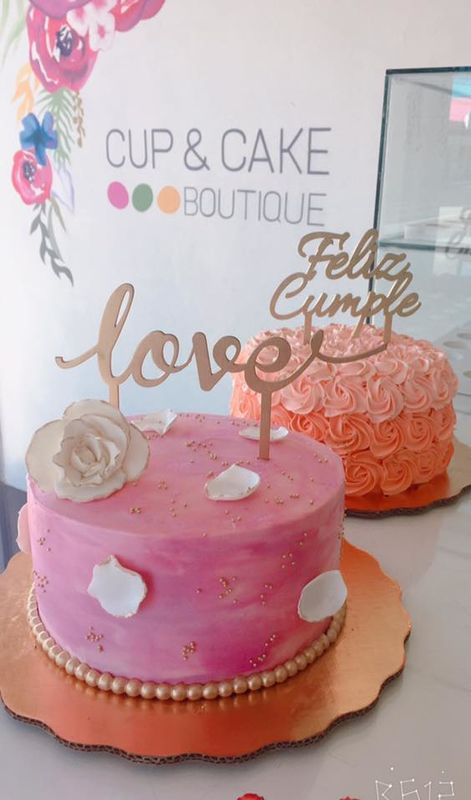 Cup & Cake Boutique