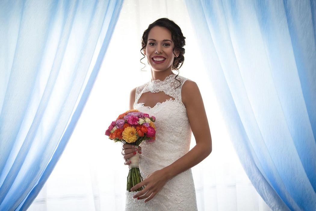 La novia, espectacular- OhQueFoto