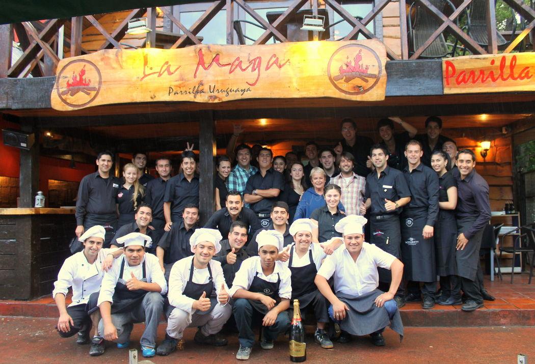 La Maga Parrilla Uruguaya