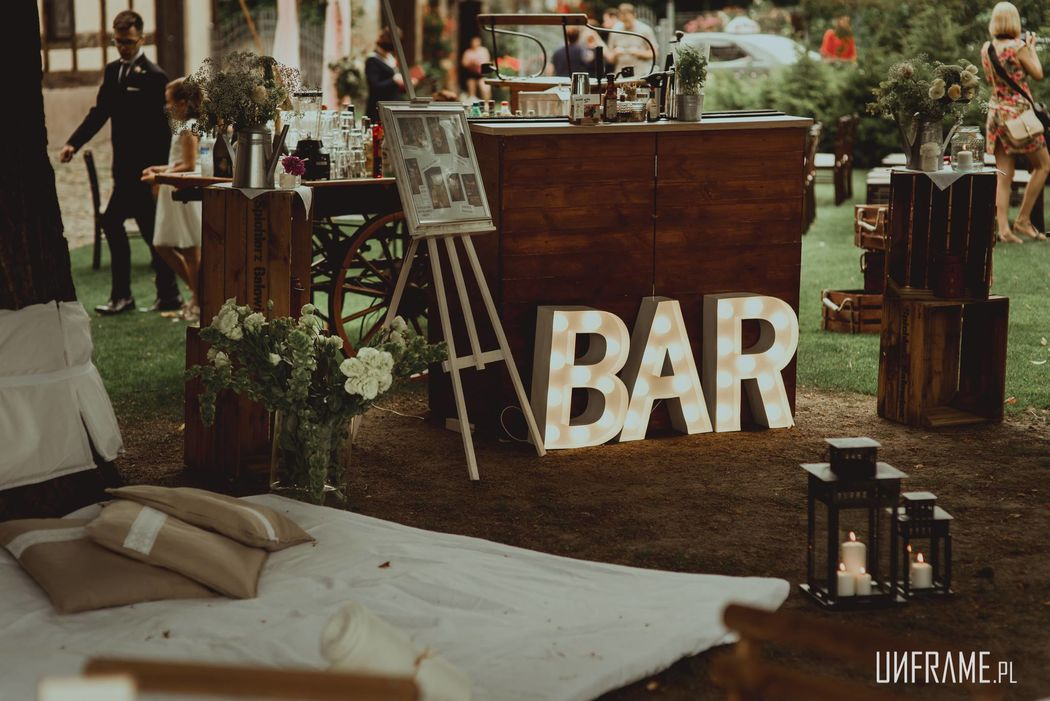 Oryginalny Bar
