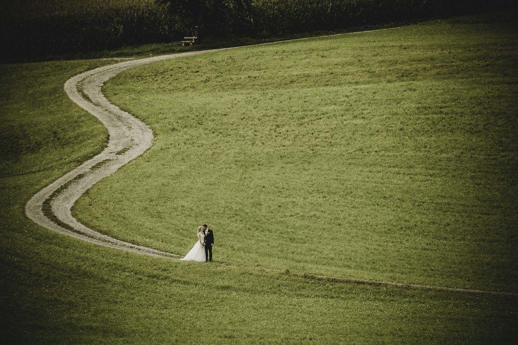 Beispiel: Hochzeitsfotoshooting, Foto: projectphoto.ch