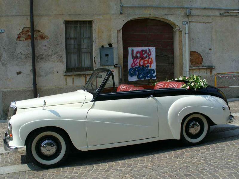 Daimler Conquest Century cabrio