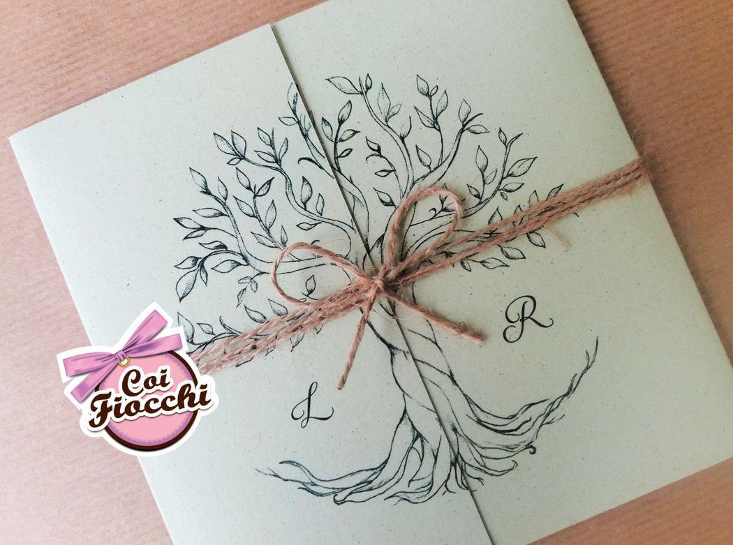 Coi Fiocchi wedding design