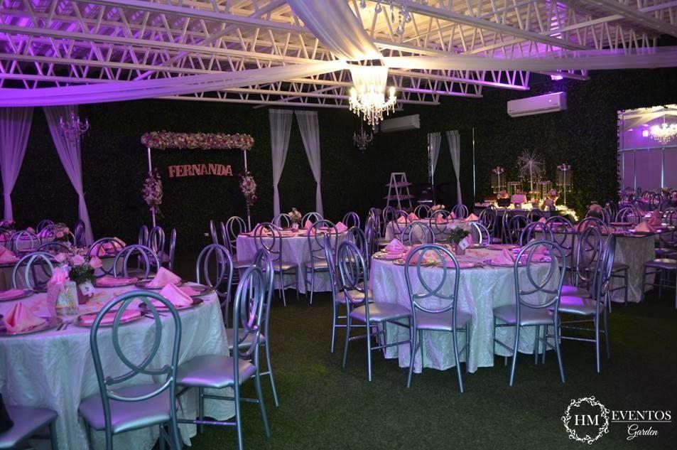 HM Eventos Garden