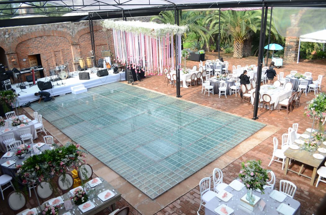Claustro San Miguel - Wedding Planner