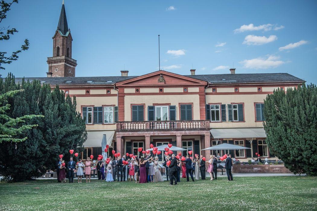 Schlosspark Restaurant Weinheim