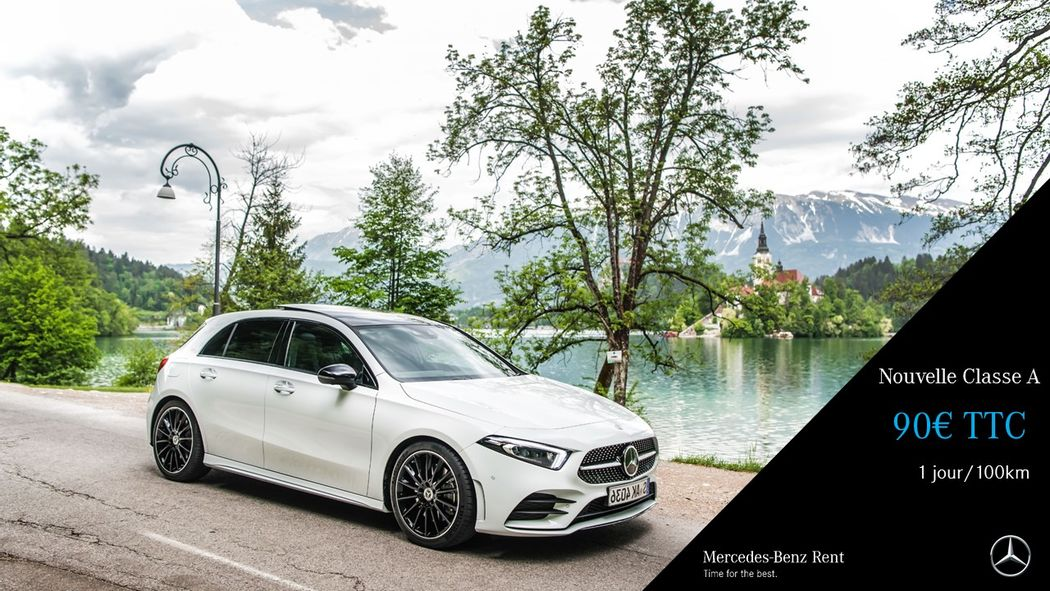 Mercedes-Benz Rent Quimper