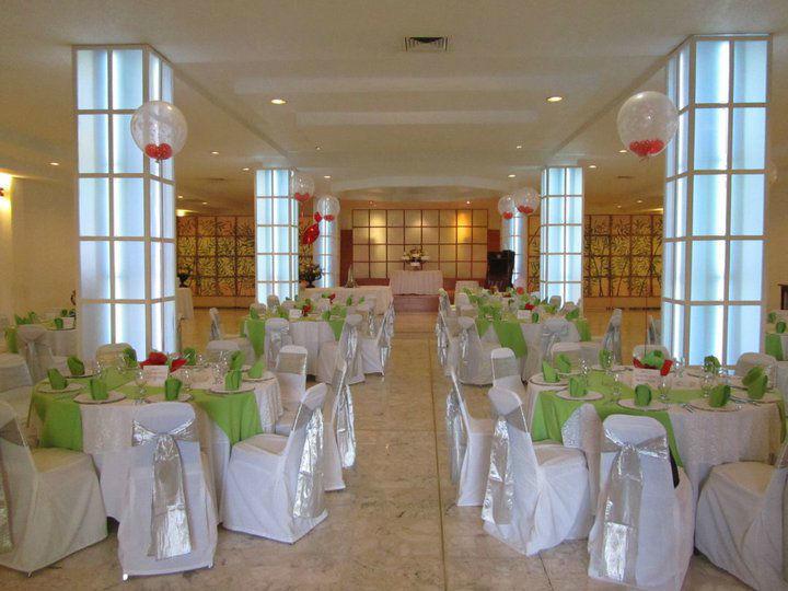 Salón Azaleas