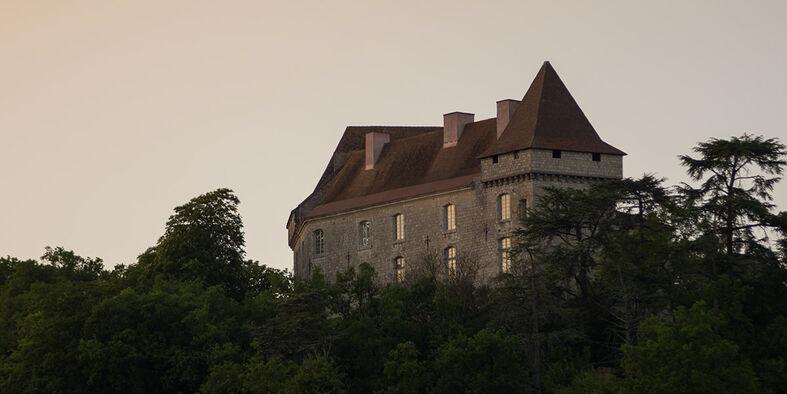 Château de Goudourville