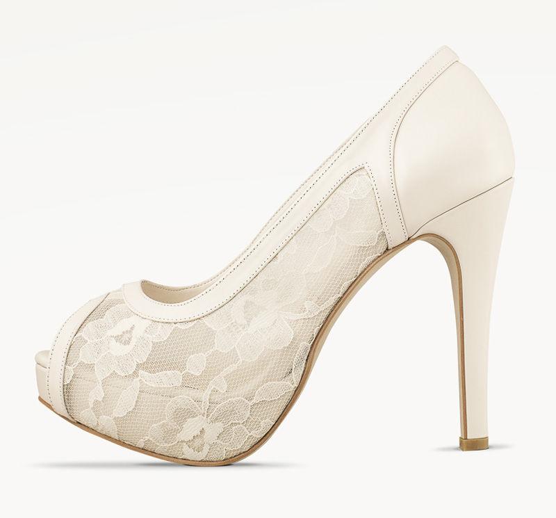Alicia es perfecta para ti, zapato de novia La Ragazza.
