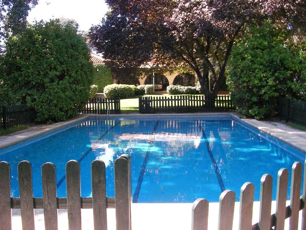 piscina super apetecible
