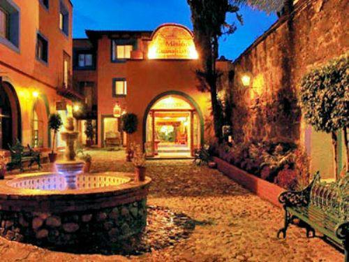 Hotel Misión Guanajuato