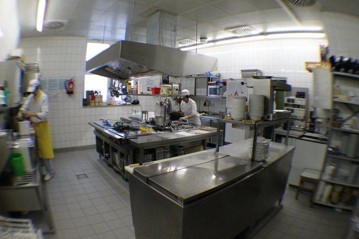 Beispiel: Küche, Foto: AKZENT Hotel Zur Post.