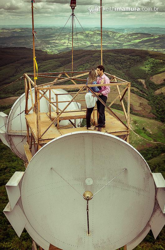 No alto da Torre