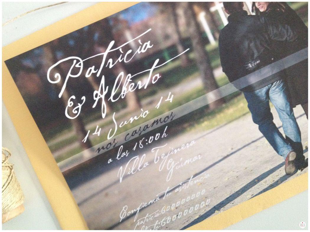 Invitación fotográfica