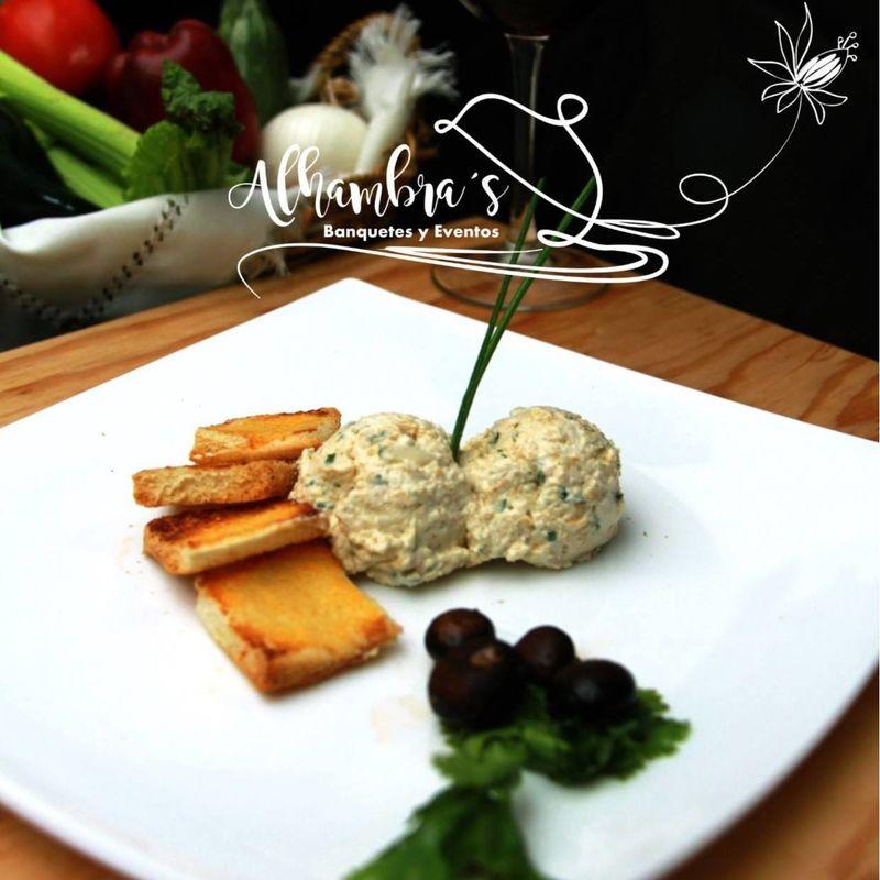 Alhambra Banquetes y Eventos