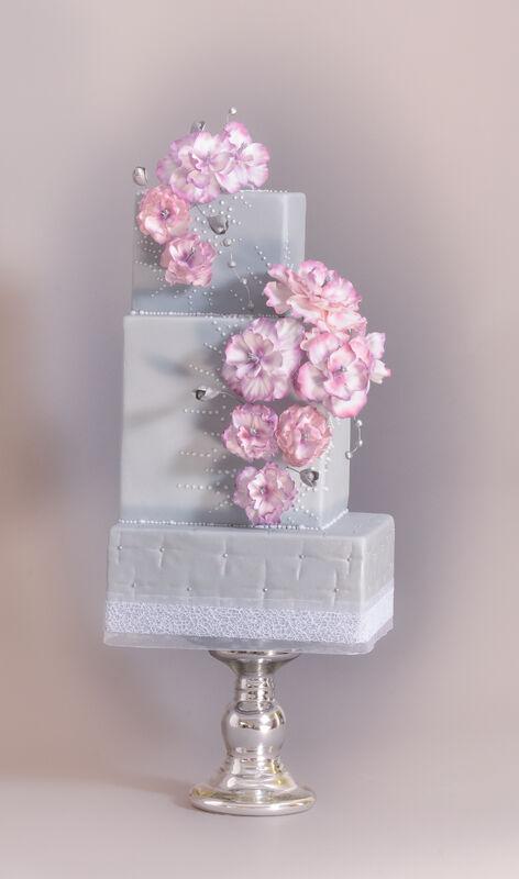 Elegant Fantasy Cake