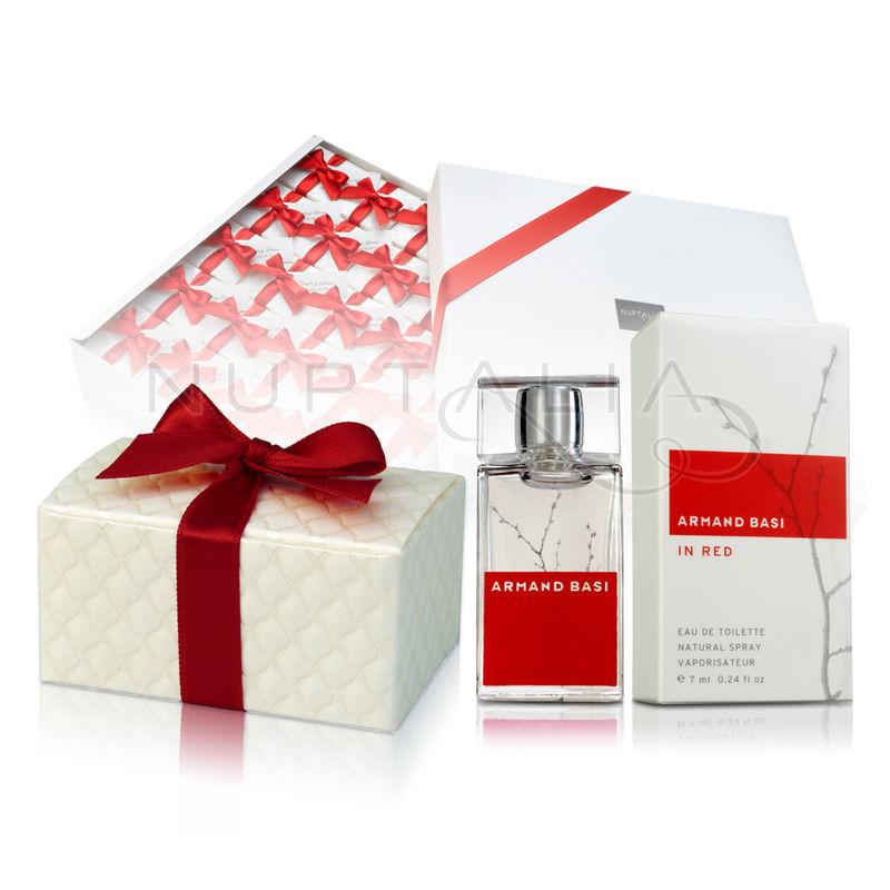 pack de miniaturas perfume Armand Basi
