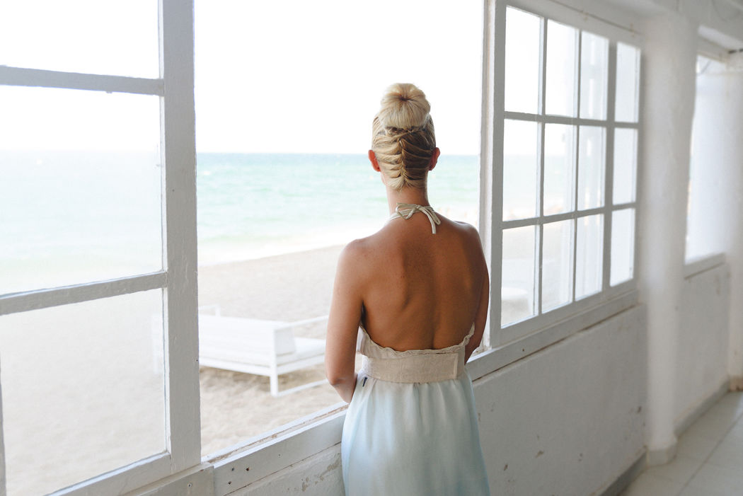 Umami Fotografía. Boda en Donzella Beach Badalona