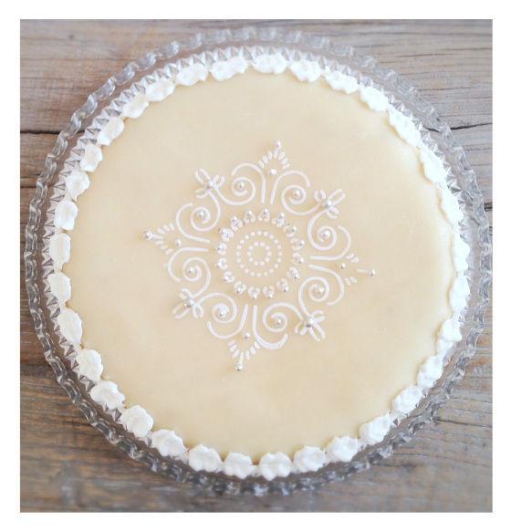 Beispiel: Torte, Foto: Mistress Cake.
