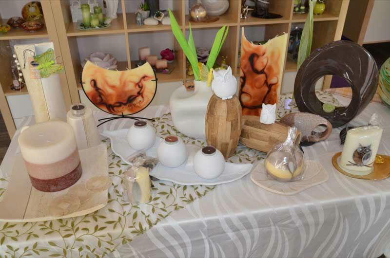 Beispiel: Dekorations- und Geschenkideen, Foto: MK - Meine Kerze.