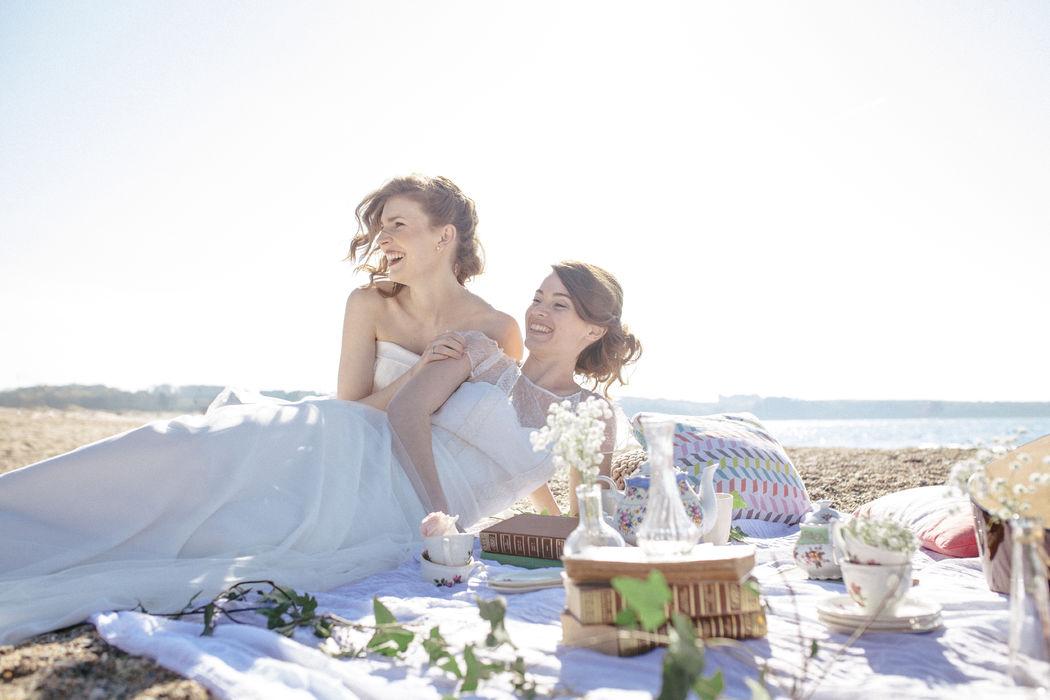 Crédits photos : Kevin Smith | Wedding Planner : Y a de la joie