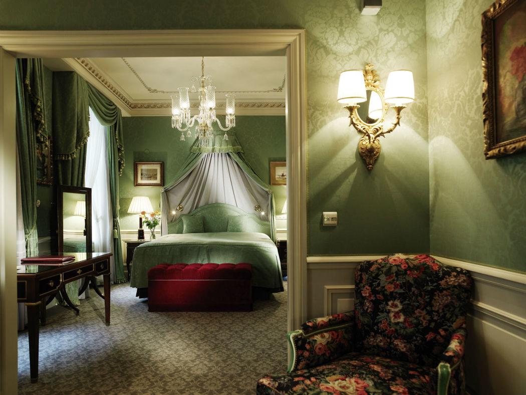 Beispiel: Suite Romeo, Foto: Hotel Sacher.