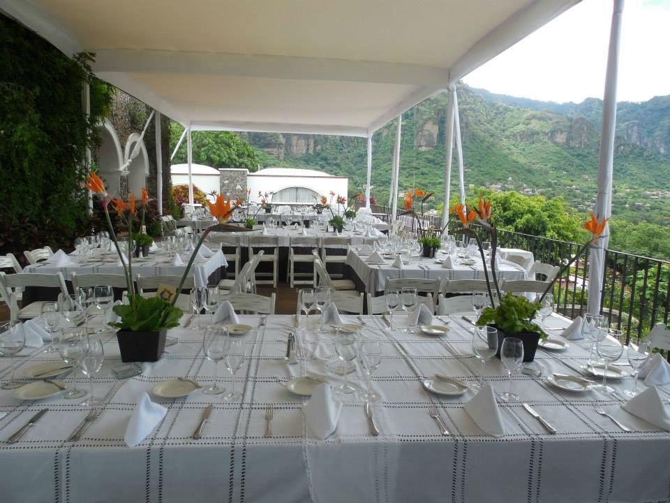Posada del Tepozteco, hotel para eventos en Tepoztlán