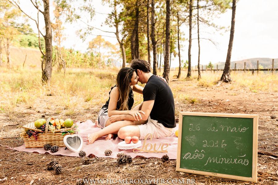 Homero Xavier Fotografias - Ensaio pré casamento