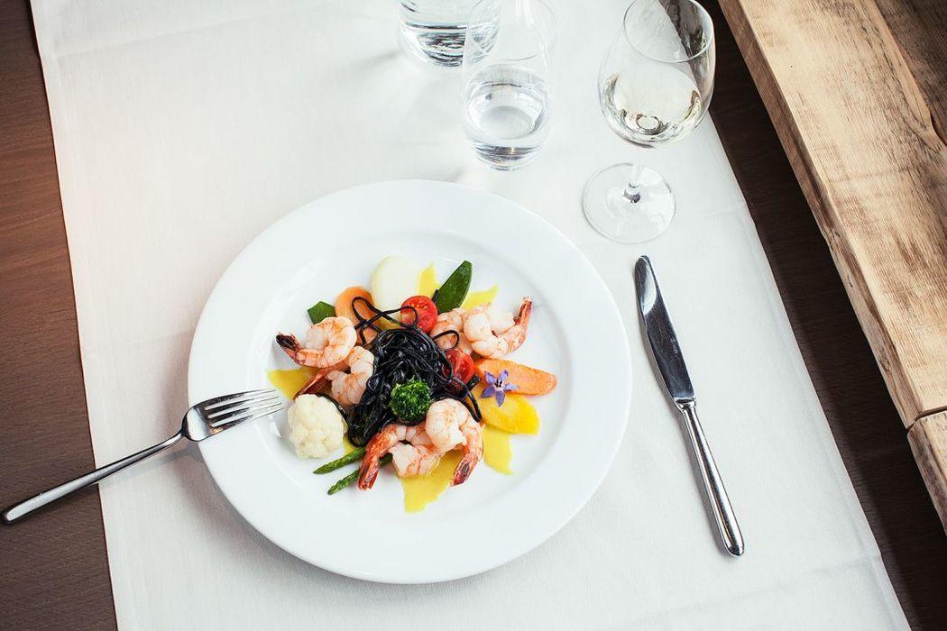 Beispiel: Kulinarisches, Foto: Seerose Resort & Spa.