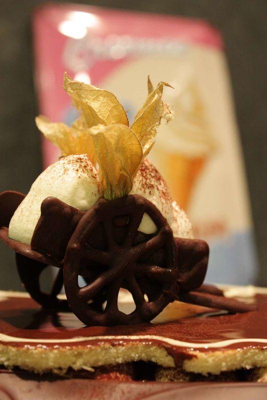 Il carrettino del gelato