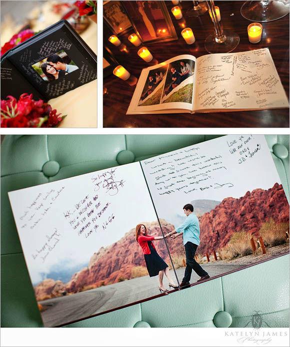 Guest book fotografico