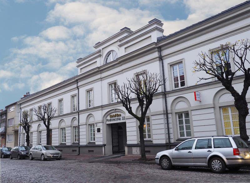 Hotel Eco Łowicz
