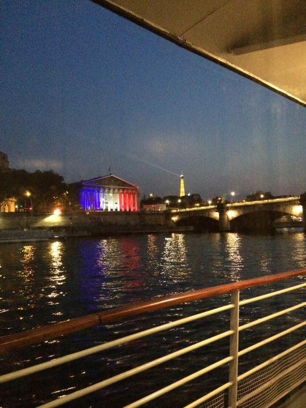 Péniche Poseidon, Paris