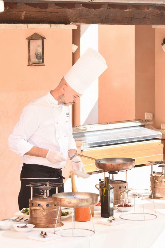 Il nostro Chef