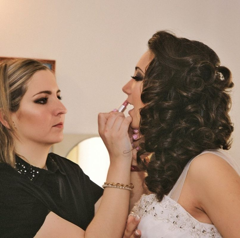 Miriam Gomes - Make Up Artist