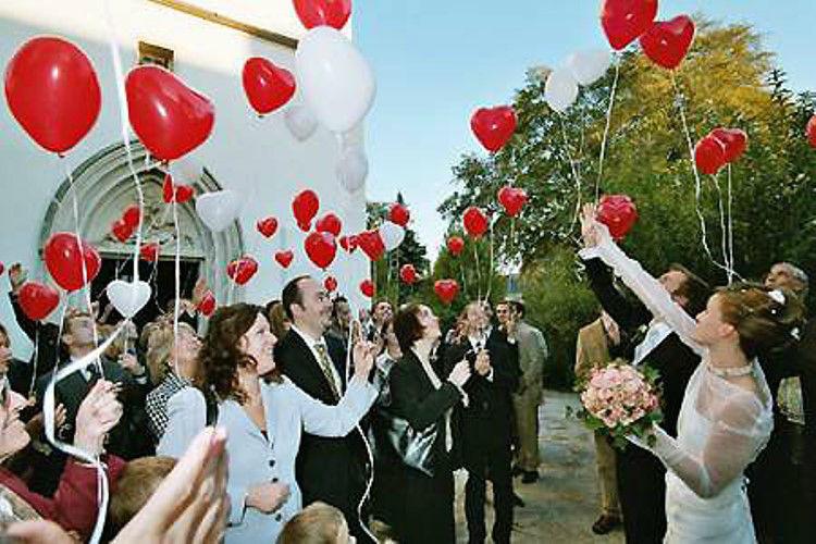 Beispiel: Ihre Hochzeit im Schloss, Foto: Schloss Gamlitz.
