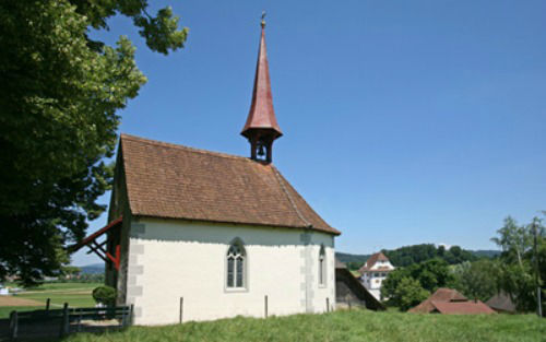 Beispiel: Kirche, Foto: Wasserschloss Wyher.
