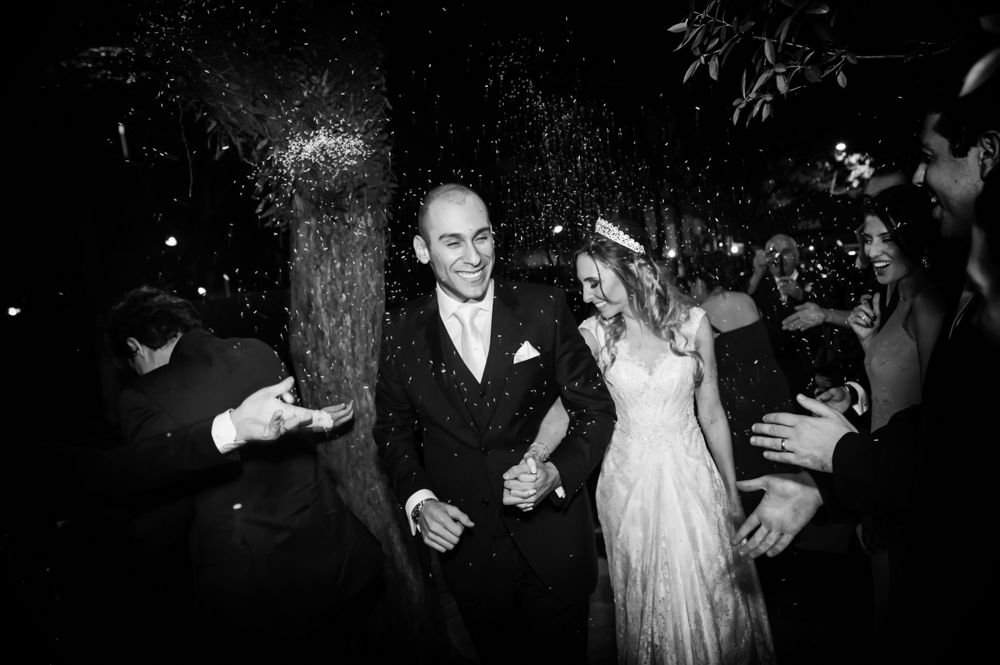 Foca • Casamento de Andrea e Rey na Igreja São José e Othelo