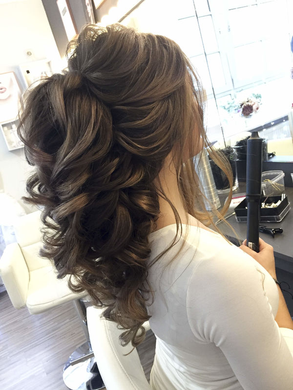 Julia Fratichelli | Bridal Hair & Makeup