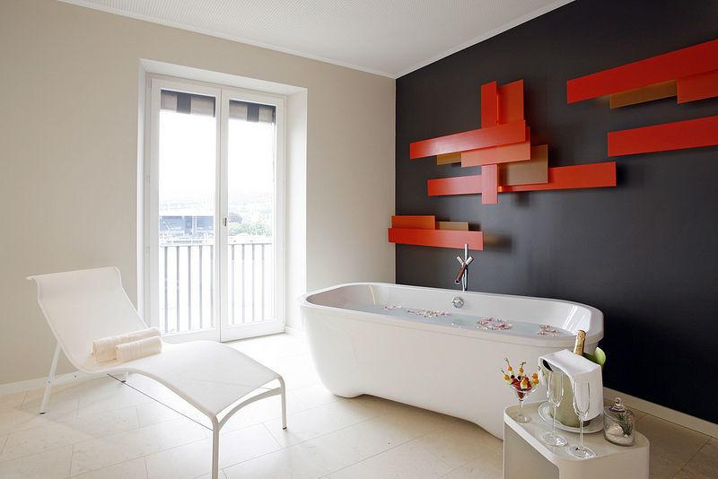 Wellness-Suite Foto: Hotel Schweizerhof Luzern